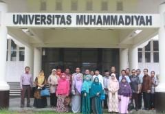 Kunjungan Akademik Rektor UIR dan Rombongan