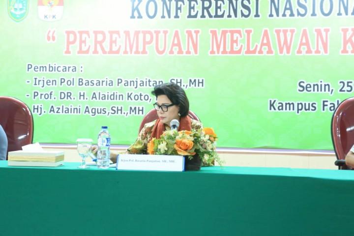 Ketua KPK Keynote Speaker Dalam Konfrensi Nasional Perempuan Melawan Korupsi