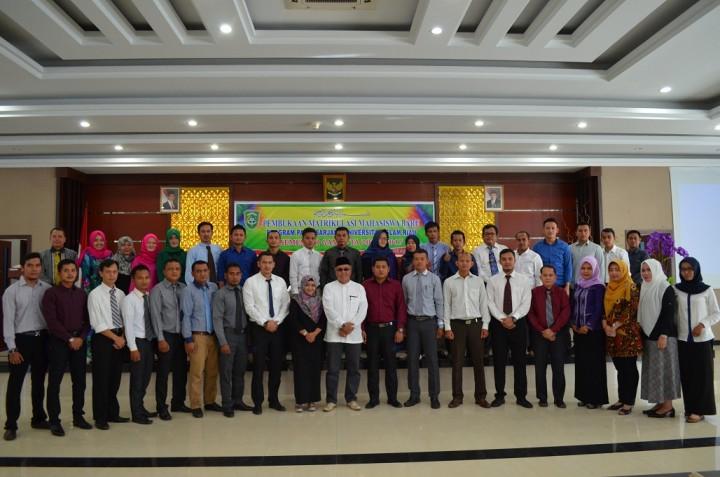 Matrikulasi S2 Ilmu Pemerintahan TA. 2016/2017 Ganjil