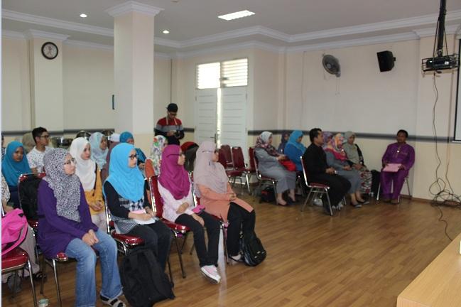 Kunjungan mahasiswa Malaysia ke Fakultas Psikologi Universitas Islam Riau