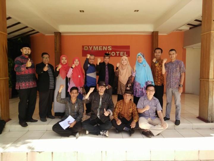 Pelatihan ISO Fakultas Agama Islam