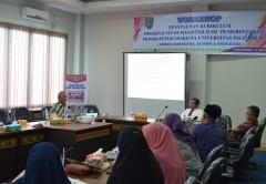 Workshop Penyusunan Kurikulum Pascasarjana