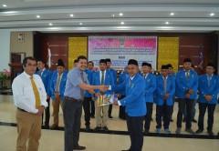 Pelantikan Pengurus Himpunan Mhs Magister Ilmu Pemerintahan PPs