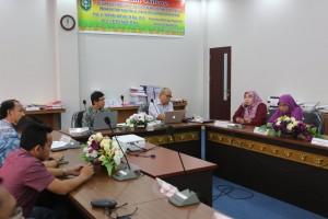 Visitasi Jurusan Teknik Sipil Pasca Sarjana Universitas Islam RIau