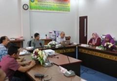 Visitasi Jurusan Teknik Sipil Pasca Sarjana Universitas Islam