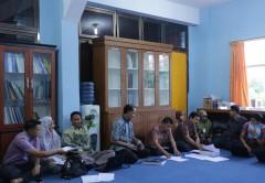 Rapat Koordinasi Persiapan Borang AIPT