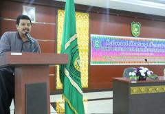 Workshop Penulisan Penjaminan Mutu Universitas Islam