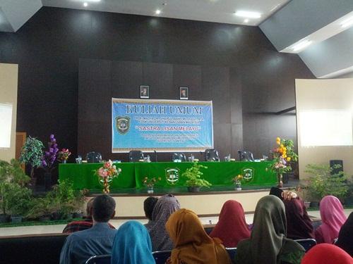 KULIAH UMUM, Prof. DENY INDRAYANA,SH., LL.M., Ph.D