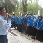 Pelepasan KKN Mahasiswa Fakultas Agama Islam UIR