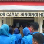 Penyambutan Mahasiswa KKN FAI UIR