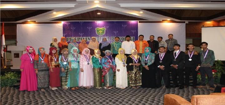 Pelepasan Sarjana Universitas Islam Riau Fakultas Psikologi 25 Mei 2016