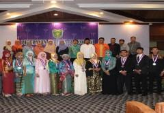 Pelepasan Sarjana Universitas Islam Riau Fakultas Psikologi 25 Mei