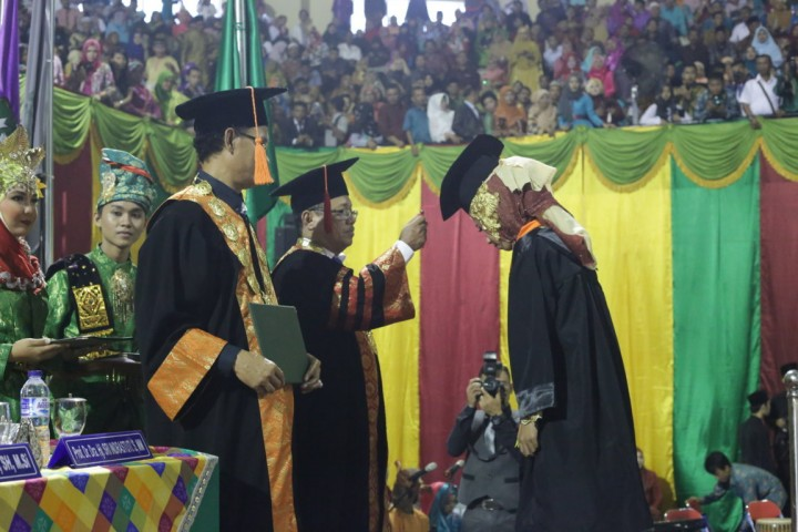 Wisuda Priode III 2015